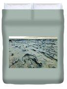 Windblown Beach Duvet Cover