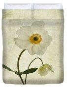 Windflowers Duvet Cover