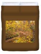 Winding Creek Duvet Cover