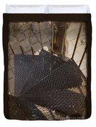 Winding Iron Duvet Cover