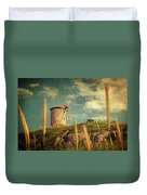 Windmill 14 48 Duvet Cover by Taylan Apukovska