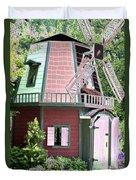 Windmill - Photopower 1554 Duvet Cover