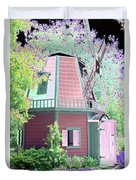 Windmill - Photopower 1557 Duvet Cover