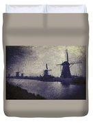 Windmills Duvet Cover by Joana Kruse