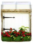 Window Box 2 Duvet Cover