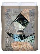Window Design Duvet Cover