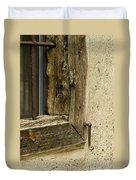 Window Frame Detail 2 Duvet Cover