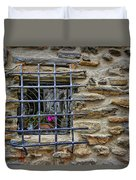 Window Of Vernazza Italy Dsc02629 Duvet Cover