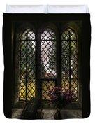 Window To God Duvet Cover