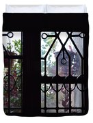 Window View 2 Duvet Cover