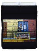Windows And Doors Buenos Aires 17 Duvet Cover