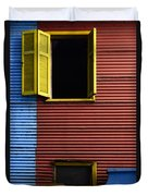 Windows And Doors Buenos Aires 16 Duvet Cover