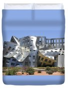 Windows Into The Mind Duvet Cover