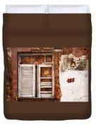 Windows Of Alcantara Brazil 1 Duvet Cover