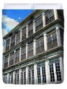 Lunatic Asylum Windows  Duvet Cover