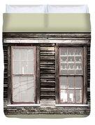 Windows To Valentown Duvet Cover