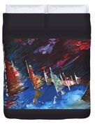 Windsurf Impression 05 Duvet Cover