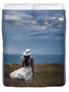 Windy Day Duvet Cover by Joana Kruse