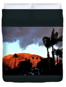 Windy Sunrise Duvet Cover