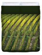 Wine Acreage In Germany Duvet Cover