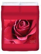 Wine Rose 6 Duvet Cover