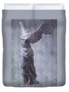 Winged Victory Duvet Cover