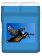 Winged Wonder II Duvet Cover