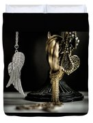 Wings Of Desire I Duvet Cover