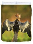 Wings Out Duvet Cover