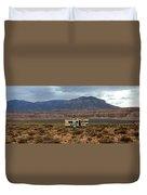Winnebago In The Wilderness Duvet Cover