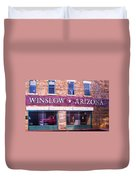 Winslow Arizona 2 Duvet Cover