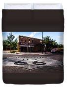 Winslow Arizona Duvet Cover
