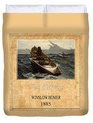 Winslow Homer 4 Duvet Cover