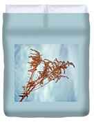 Winter Bouquet Duvet Cover