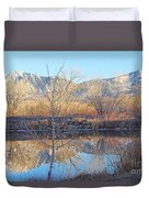 Winter Feb 2015 Colorado Duvet Cover