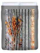 Winter Foliage Tin 13134 Duvet Cover