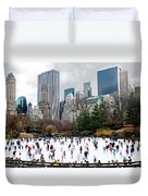 Winter Fun Duvet Cover