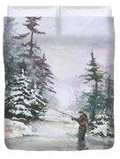Winter Magic Duvet Cover by Elisabeta Hermann