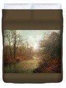 Winter Mist Duvet Cover