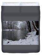Snowy River Duvet Cover