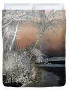 Winter Shroud Duvet Cover