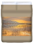 Winter Solstice 5 Duvet Cover