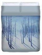 Winter Splendor Duvet Cover