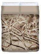 Winter Tangle Duvet Cover