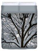 Winter Tree 1 Duvet Cover