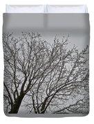 Winter Tree 6 Duvet Cover