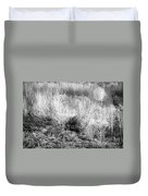 Winter Trees B And W 3 Duvet Cover