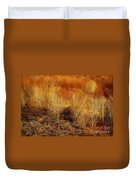 Winter Trees Color 3 Duvet Cover