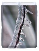 Winter Twig Duvet Cover