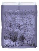 Winter Wonderland 1 Duvet Cover by Mike McGlothlen